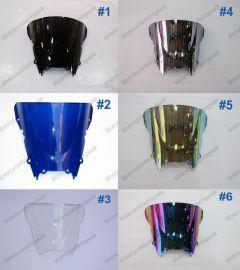 6 x couleur Yamaha YZF R6 1998-2002 pare brise