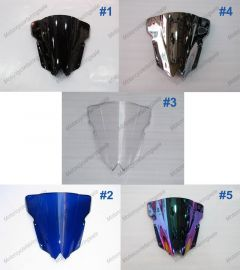 5 x couleur Yamaha YZF R6 2008-2009 pare brise