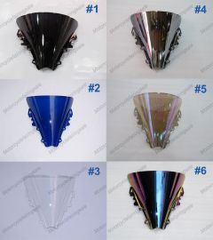 6 x couleur Yamaha YZF R1 2003-2005 pare brise