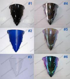 6 x couleur Yamaha YZF R6 2003-2005 pare brise