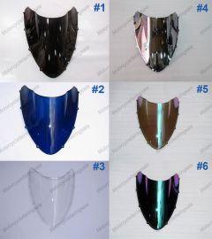 6 x couleur Ducati 848 / 1098 / 1198 2007-2009 pare brise