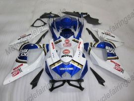 Suzuki GSX-R 600/750 2008-2010 K8 Carénage ABS Injection - autres - bleu/blanc