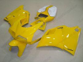 Ducati 748 / 998 / 996 Carénage ABS Injection - autres - tout jaune