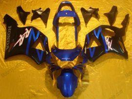 Honda CBR900RR 954 2002-2003 Carénage ABS Injection - autres - bleu/noir