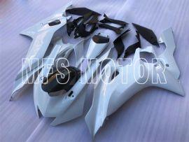 Yamaha YZF-R6 2017-2019 Carénage ABS Injection - Autres - Tout blanc