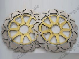 Ducati 916 996 998 SPS BIPOSTO ST4 disque frein avant du rotor - doré