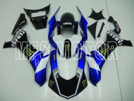 Yamaha YZF-R1 2015-2020 Carénage ABS Injection - Factory Style - bleu/noir