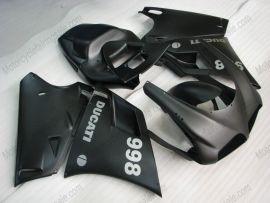 Ducati 748 / 998 / 996 Carénage ABS Injection - autres - tout noir
