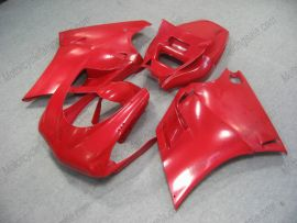 Ducati 748 / 998 / 996 Carénage ABS Injection - Factory Style - tout rouge