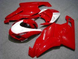 Ducati 749 / 999 2003-2004 Carénage ABS Injection - autres - rouge/blanc