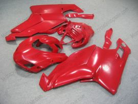 Ducati 749 / 999 2005-2006 Carénage ABS Injection - Factory Style - tout rouge