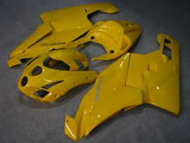 Ducati 749 / 999 2005-2006 Carénage ABS Injection - Factory Style - tout jaune