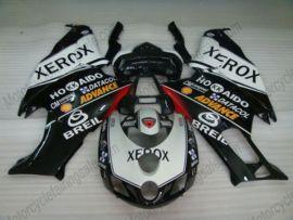 Ducati 749 / 999 2005-2006 Carénage ABS Injection - Xerox - noir/blanc