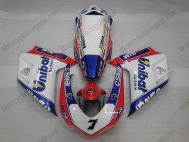 Ducati 848 / 1098 / 1198 2007-2009 Carénage ABS Injection - autres - Couleur