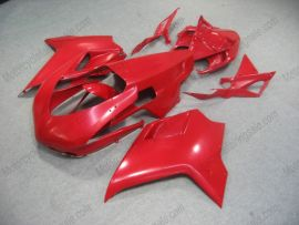 Ducati 848 / 1098 / 1198 2007-2009 Carénage ABS Injection - Factory Style - tout rouge