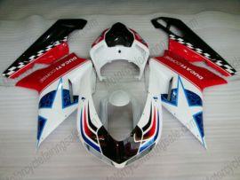 Ducati 848 / 1098 / 1198 2007-2009 Carénage ABS Injection - autres - blanc/rouge/noir