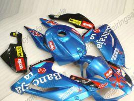 Aprilia RS125 2006-2011 Carénage ABS - autres - noir/bleu