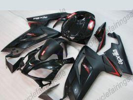 Aprilia RS125 2006-2011 Carénage ABS - autres - noir