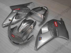 Aprilia RS250 1995-1997 Carénage ABS Injection - autres - argent