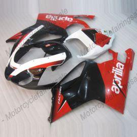 Aprilia RSV1000R 2004-2006 Carénage ABS Injection - autres - blanc/noir/rouge