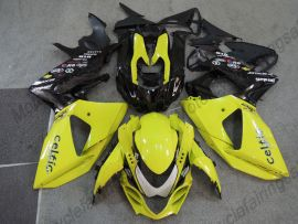 Suzuki GSX-R 1000 2009-2012 K9 Carénage ABS Injection - autres - noir/jaune