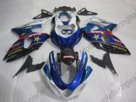 Suzuki GSX-R 1000 2009-2012 K9 Carénage ABS Injection - autres - bleu/noir