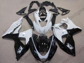 Suzuki GSX-R 1000 2009-2012 K9 Carénage ABS Injection - autres - blanc/noir