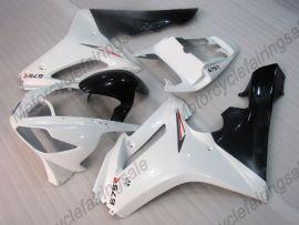 Triumph Daytona 675 2006-2008 Carénage ABS Injection - autres - blanc/noir