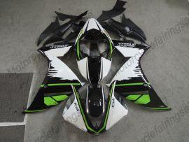 Yamaha YZF-R1 2009-2011 Carénage ABS Injection - autres - vert/noir