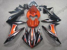 Yamaha YZF-R1 2004-2006 Carénage ABS Injection - autres - orange/noir