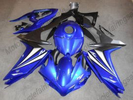 Yamaha YZF-R1 2007-2008 Carénage ABS Injection - autres - bleu/noir