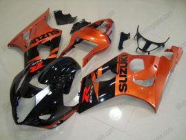 Suzuki GSX-R 1000 2003-2004 K3 Carénage ABS Injection - autres - orange/noir