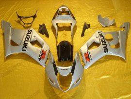 Suzuki GSX-R 1000 2003-2004 K3 Carénage ABS Injection - autres - argent