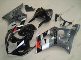 Suzuki GSX-R 1000 2003-2004 K3 Carénage ABS Injection - autres - gris/noir