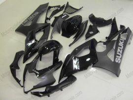 Suzuki GSX-R 1000 2005-2006 K5 Carénage ABS Injection - autres - tout noir