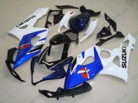 Suzuki GSX-R 1000 2005-2006 K5 Carénage ABS Injection - autres - blanc/bleu/noir