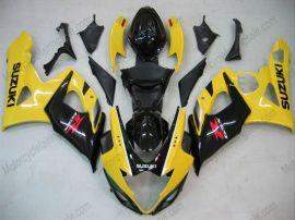 Suzuki GSX-R 1000 2005-2006 K5 Carénage ABS Injection - autres - jaune/noir