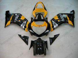 Suzuki GSX-R 600/750 2001-2003 K1 K2 Carénage ABS Injection - autres - orange/noir