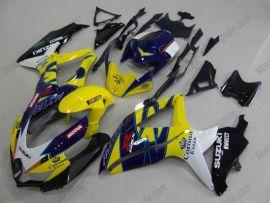 Suzuki GSX-R 600/750 2008-2010 K8 Carénage ABS Injection - Corona - jaune/bleu/noir