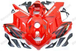 Honda CBR1000RR 2004-2005 Carénage ABS Injection - autres - rouge