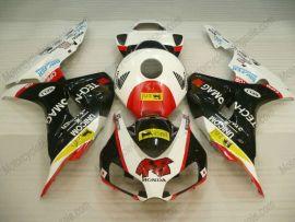 Honda CBR1000RR 2006-2007 Carénage ABS Injection - autres - noir/blanc