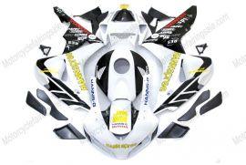 Honda CBR1000RR 2006-2007 Carénage ABS Injection - HANN Spree - blanc/noir