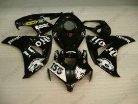 Honda CBR1000RR 2008-2011 Carénage ABS Injection - PIRELLI - noir/blanc
