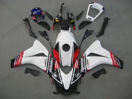 Honda CBR1000RR 2008-2011 Carénage ABS Injection - Lee - blanc/noir/rouge