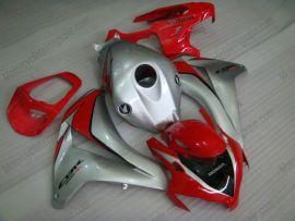 Honda CBR1000RR 2008-2011 Carénage ABS Injection - Fireblade - argent/rouge