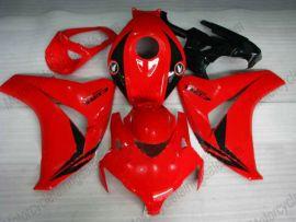 Honda CBR1000RR 2008-2011 Carénage ABS Injection - autres - rouge/noir
