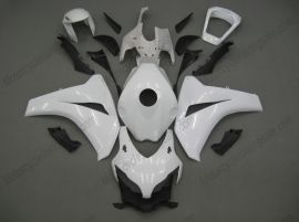 Honda CBR1000RR 2008-2011 Carénage ABS Injection - Factory Style - blanc