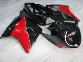 Honda CBR 1100XX BLACKBIRD 1996-2007 Carénage ABS Injection - autres - noir/rouge