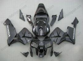 Honda CBR 600RR F5 2003-2004 Carénage ABS Injection - Factory Style - noir/gris