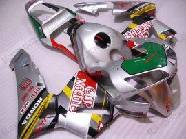 Honda CBR 600RR F5 2003-2004 Carénage ABS Injection - Cup Needle - argent